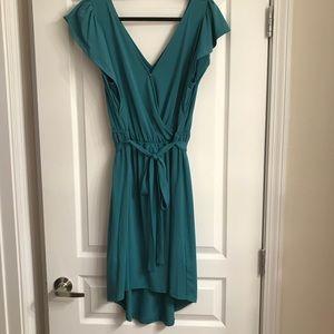 EUC AVA & VIV Hi-Lo Dress